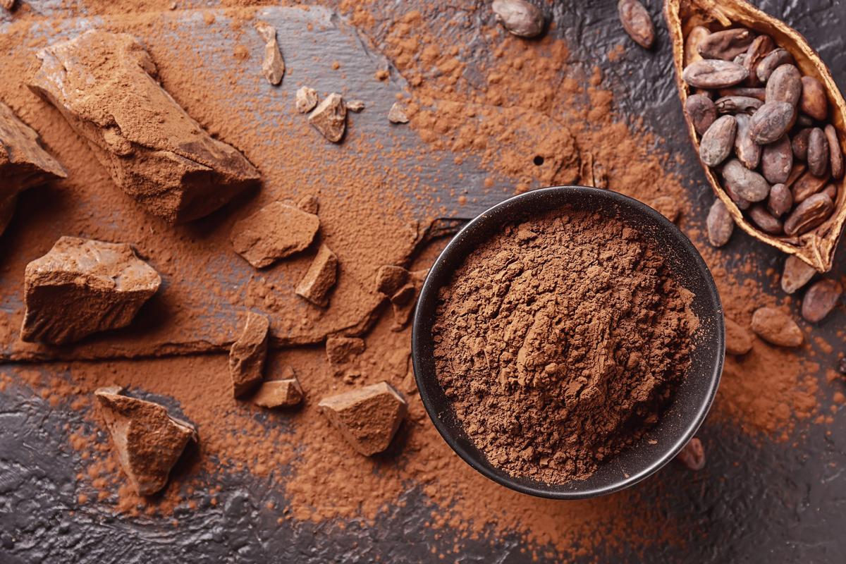 Proprietà del cacao nutrizionista